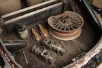 1958 Aston Martin DB Mark III Sports Saloon  Chassis no. AM300/3/1547 Engine no. DBA/1201