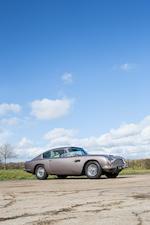 1969 Aston Martin DB6 'Mark 1' Vantage Sports Saloon  Chassis no. DB6/4012/R Engine no. 400/4060