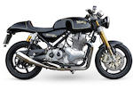 The property of Richard Hammond,2010 Norton Commando 961SE Frame no. SAYCSE961 10000045