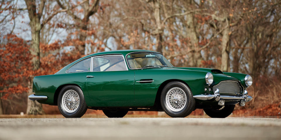1961 Aston Martin DB4 'Series II' Sports Saloon  Chassis no. DB4/568/L Engine no. 370/590