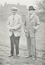"The 1902 Open Golf Championship Winner's Medal won by Alexander ""Sandy"" Herd By Sutherland & Horne, Edinburgh, 1902"