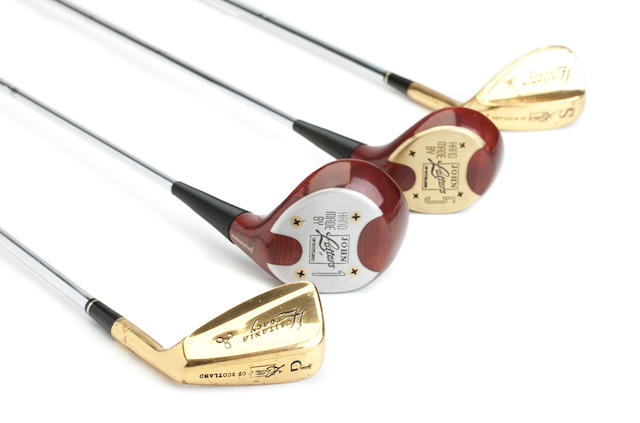 R.M.S. Lusitania: a Limited Edition set of Lusitania Legacy golf clubs