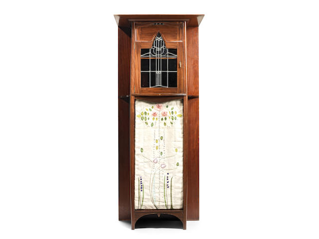 Charles Rennie Mackintosh (1868-1928) 'The Pickering Music Cabinet' An Important Lost Work, commissioned in 1898