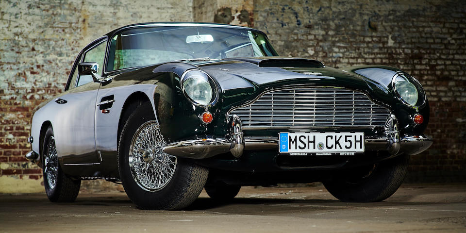 1964 Aston Martin DB5 Sports Saloon  Chassis no. DB5/1430/R Engine no. 400/1408