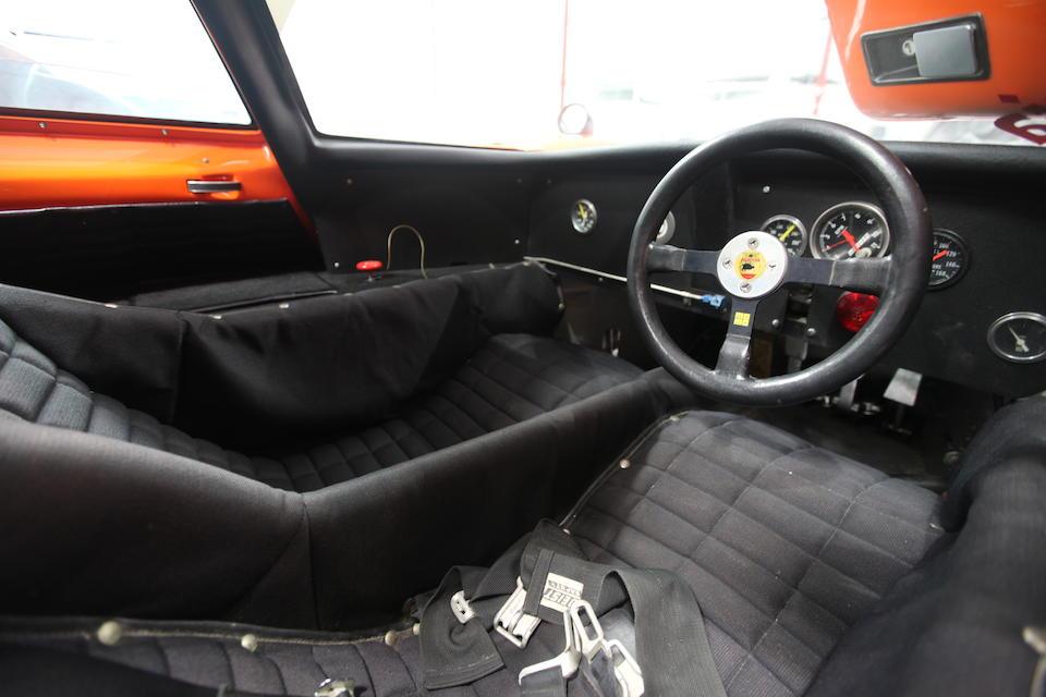 1969 McLaren  M6GT Coupé  Chassis no. M6GT-2 R