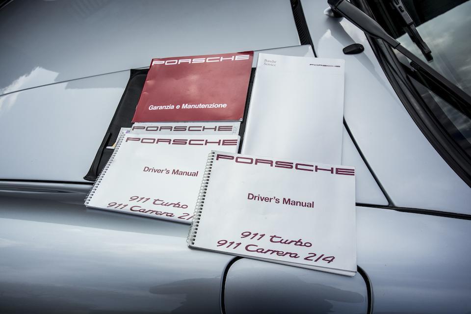 Bonhams : 1992 Porsche 911 Carrera RS Type 964 Coupé Chassis no