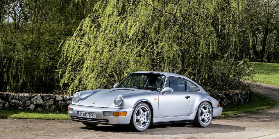1992 Porsche 911 Carrera RS Type 964 Coupé  Chassis no. WPOZZZ96NS491086 Engine no. 62N81685