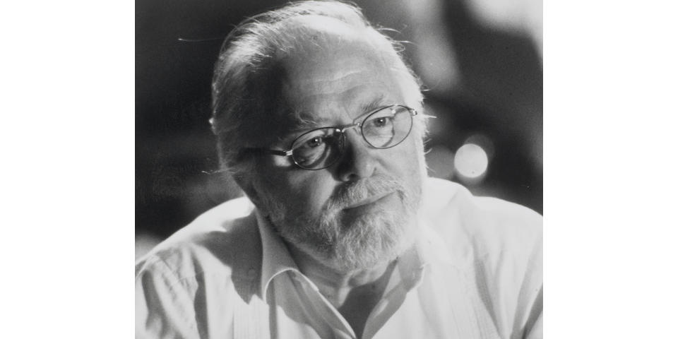 RICHARD ATTENBOROUGH: A LIFE BOTH SIDES OF THE CAMERA SALE ANNOUNCED AT BONHAMS