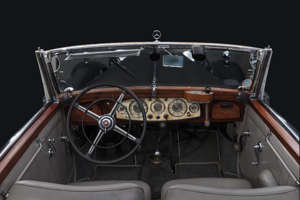 Mercedes-Benz 500K Cabriolet C 1934