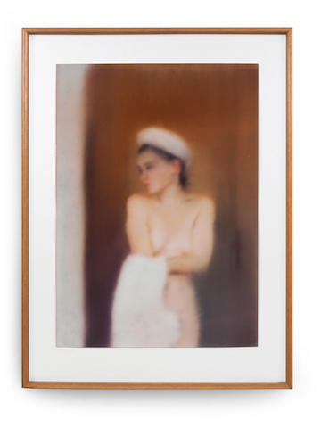 Gerhard Richter (German, born 1932) Kleine Badende 1996