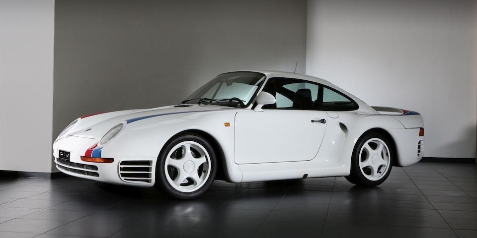 1988 Porsche 959 Coupé  Chassis no. WPOZZZ95ZJS900191
