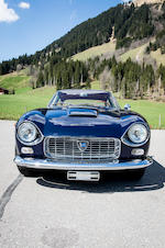 1965 Lancia  Flaminia 2.8-Litre Super Sport 'Double Bubble' Coupé  Chassis no. to be advised