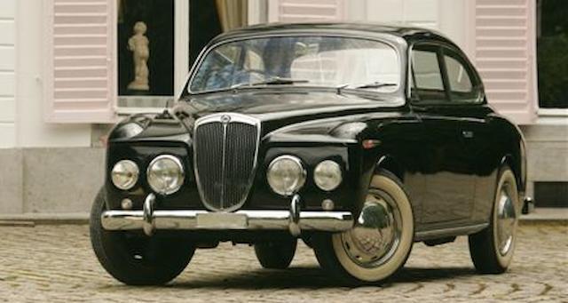 Lancia Aurelia B52 Coupé 1951