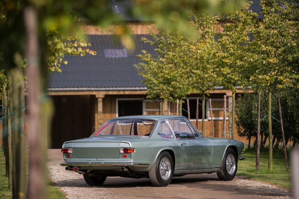 Maserati Mexico 4,7 litres coupé 1968