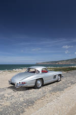 35,000kms from new,1958 Mercedes-Benz 300SL Roadster  Chassis no. 198.042-8500212 Engine no. 198.042-8500219