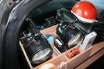 Ex-Dutch 'Rijkspolitie' section AVD(Algemene Verkeers Dienst),1986 Porsche 911 Carrera 3.2 Litres Targa   Chassis no. WPOZZZ91Z6S141619 Engine no. 63G05831