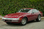 Single family ownership for the last 27½ years,1970 Ferrari 365GTB/4 'Daytona' Berlinetta  Chassis no. 13315