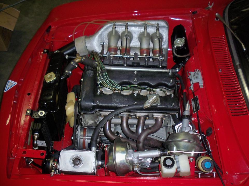 The ex-Autodelta,1970 Alfa Romeo 2000 GTAm Competition Coupé  Chassis no. AR1531034 Engine no. AR 68565