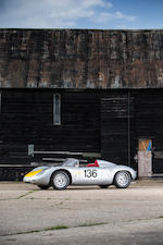 Property of Sir Stirling Moss,1961 Porsche RS61 Sports-Racing  Chassis no. 718-070