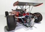 From the Maranello Rosso Collection and considered to be ,circa 1977 Abarth 'SE025FL' Experimental Formule Libre Racing/Hill-Climbing Single-Seater  Chassis no. 025/0128