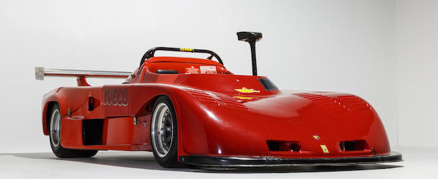 From the Maranello Rosso Collection,1974  Osella PA3-5 / 2000 Sport  Chassis no. 028