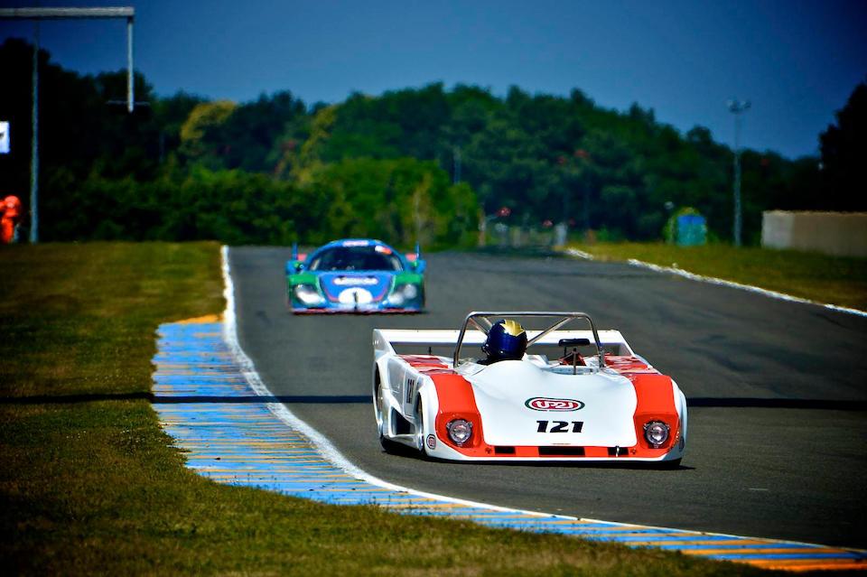 'Lola Pronuptia', Le Mans 24 Hours 1978 N° 24,1973 Lola T292/6 Sports Prototype