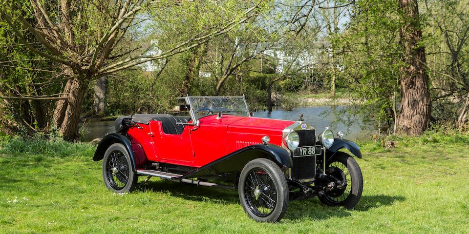 1926 OM 665 S3 Superba