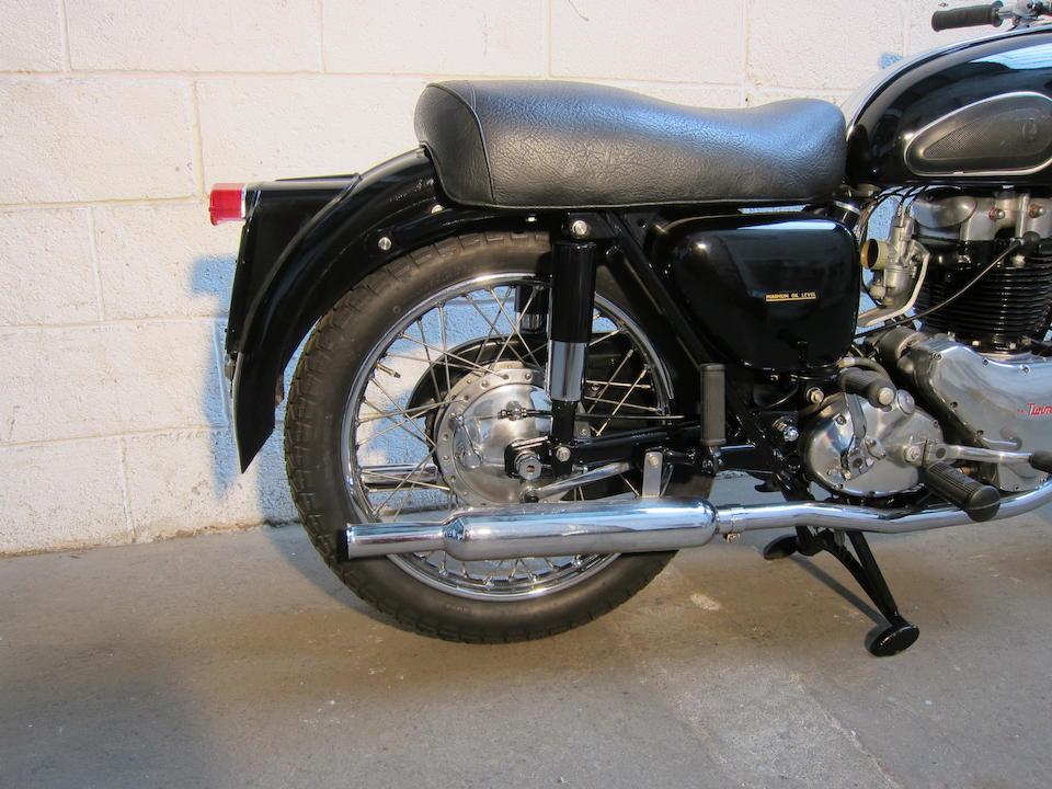 1957 Ariel 649cc FH Huntmaster Frame no. APR8106 Engine no. MLF2362