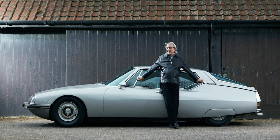 The property of Bill Wyman,1971 Citröen SM Coupé  Chassis no. 000SB3352 Engine no. C114 71103643