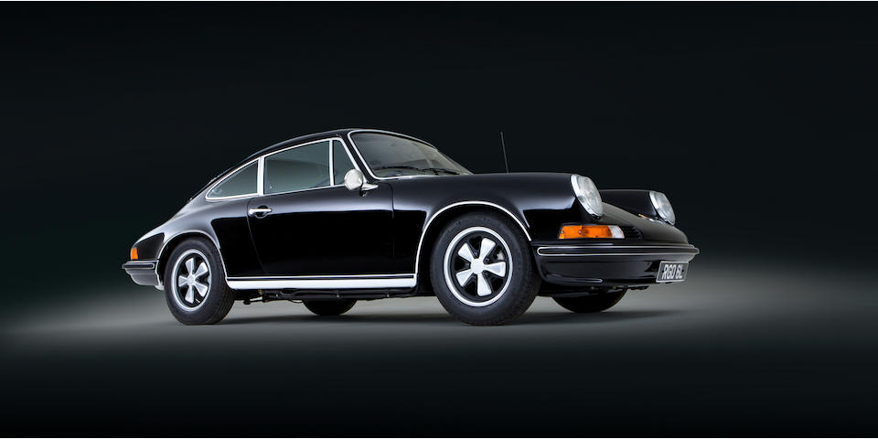 Formerly the property of Richard Hamilton,1973 Porsche 911S 2.4-Litre Coupé  Chassis no. 9113300884 Engine no. 6331402/911/53
