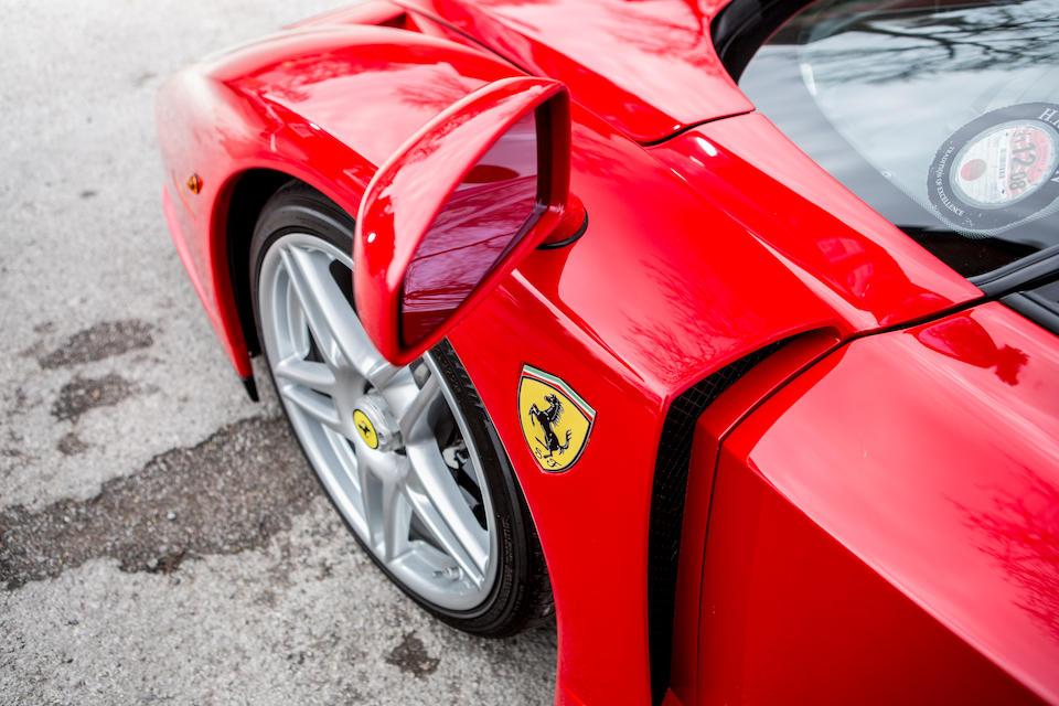 c.2004 Ferrari Enzo Berlinetta  Chassis no. ZFFCW56AX301 132648 Engine no. Tipo F140B 75017