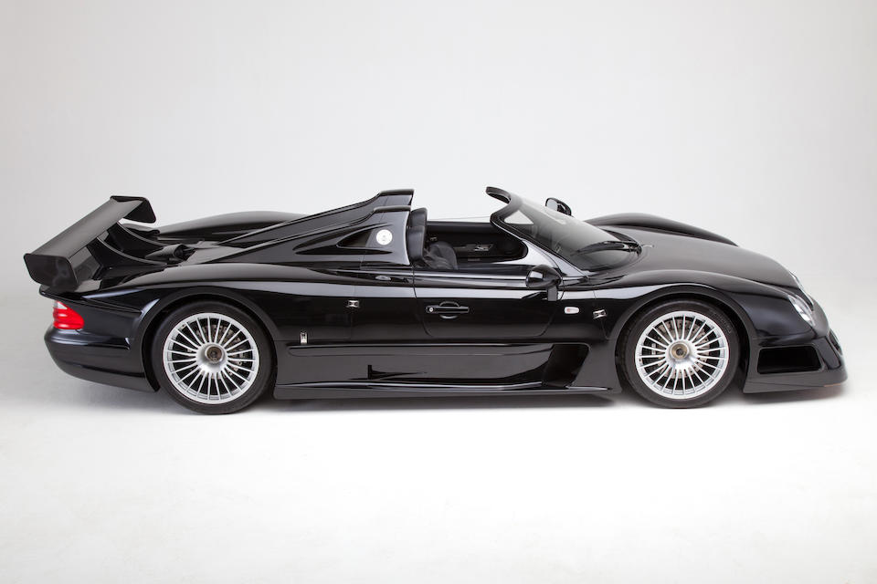 1998 Mercedes-Benz CLK GTR Roadster  Chassis no. WDB297397Y000008