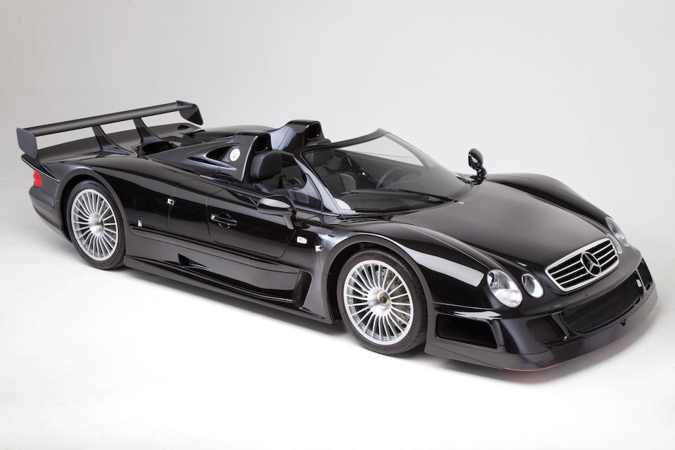 1998 Mercedes-Benz CLK GTR Roadster  Chassis no. WDB297397Y000008