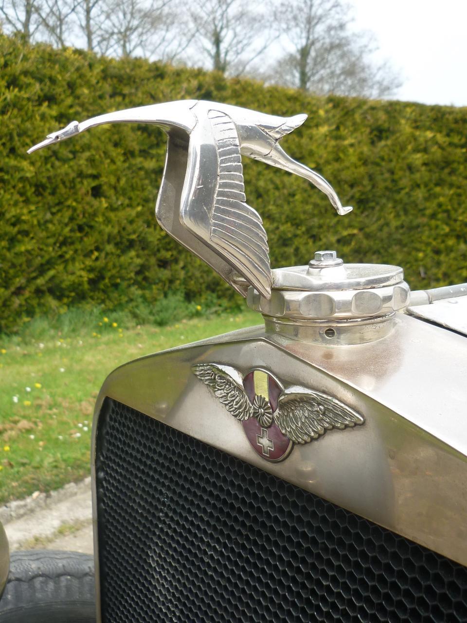 c.1925 Hispano-Suiza 20CV I6 Project  Chassis no. 20004