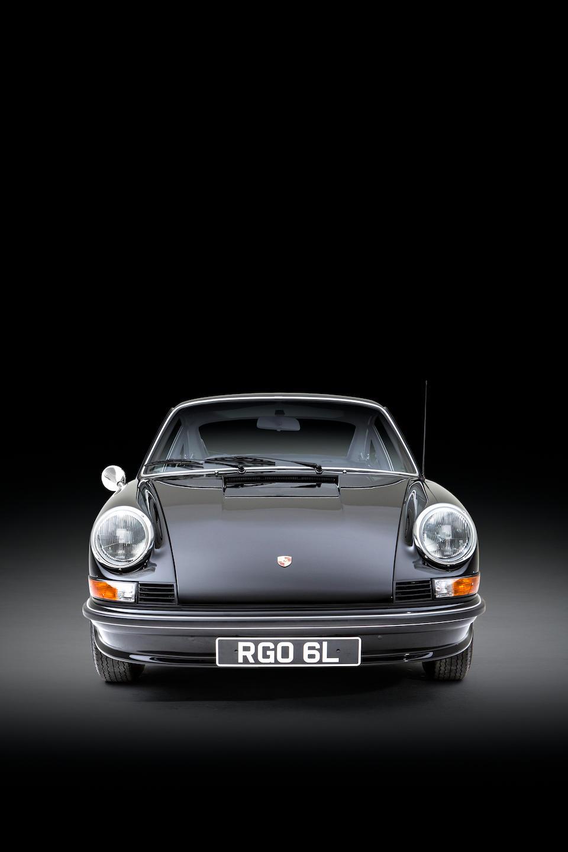 Formerly the property of Richard Hamilton,1973 Porsche 911S 2.4-Litre Coupé  Chassis no. 9113300884 Engine no. 6331402/911/53