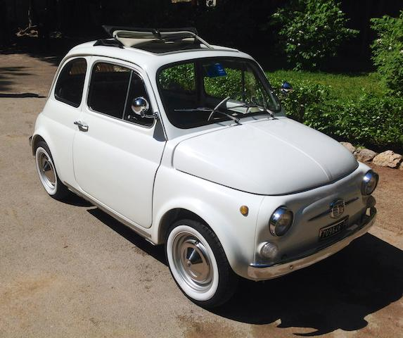 1969 FIAT 500F Saloon  Chassis no. OMO 3890