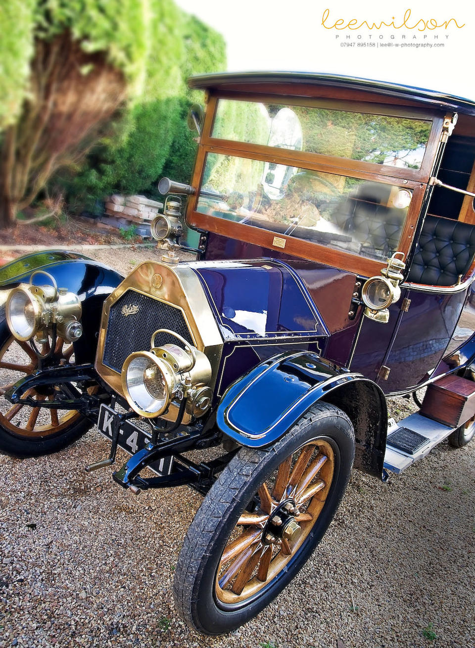 1914 Belsize 'Gown' Van  Chassis no. to be advised