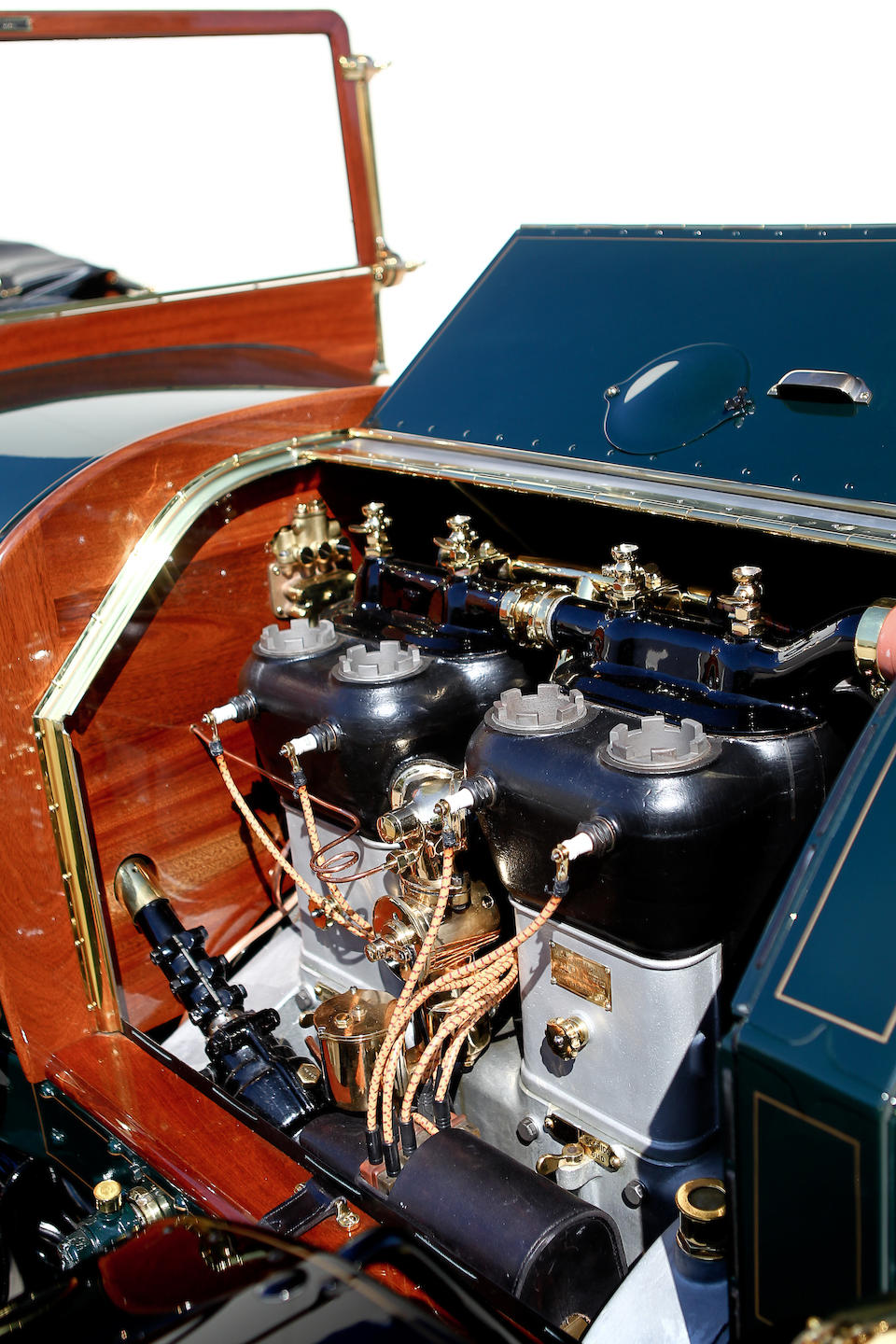 1911 Isotta-Fraschini Tipo PM Roadster  Chassis no. 3614 Engine no. 3614