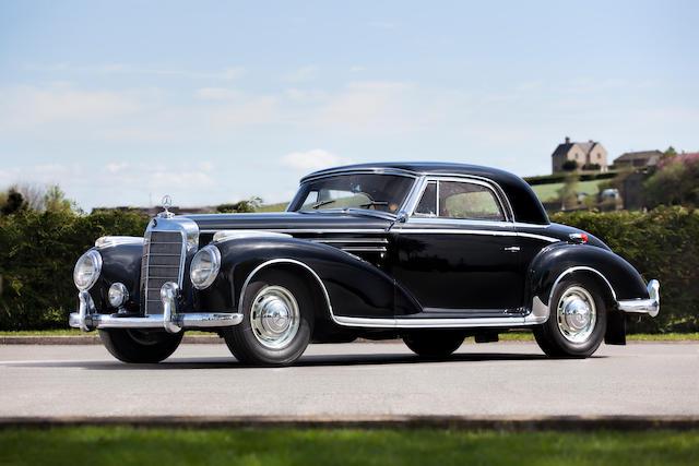 1956 Mercedes-Benz 300 Sc Coupé  Chassis no. 188 014 6500123 Engine no. 6500127