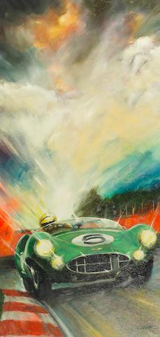 Brian Cowan (1941- ) 'DBR1/2',