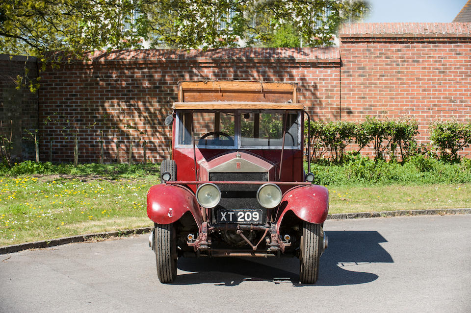 Sold on behalf of the Sir Henry Royce Memorial Foundation,1924 Rolls-Royce 40/50hp Silver Ghost Shooting Brake  Chassis no. 101EM Engine no. S-100