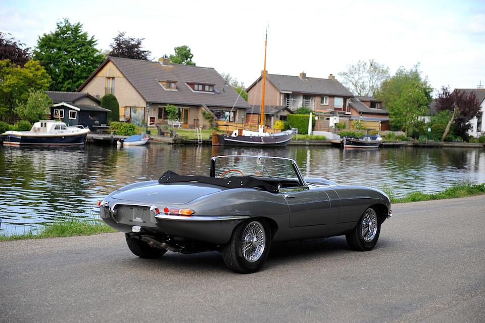 1964 Jaguar E-Type 'Series 1' 4.2-Litre Roadster  Chassis no. 1E10151 Engine no. 7E1254-9