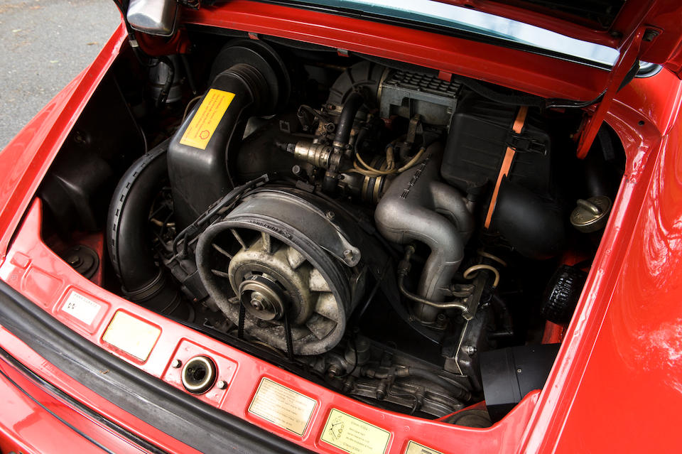 The property of James May,1984 Porsche 911 3.2-Litre Carrera Coupé  Chassis no. WPOZZZ91ZES102350 Engine no. 63E04283