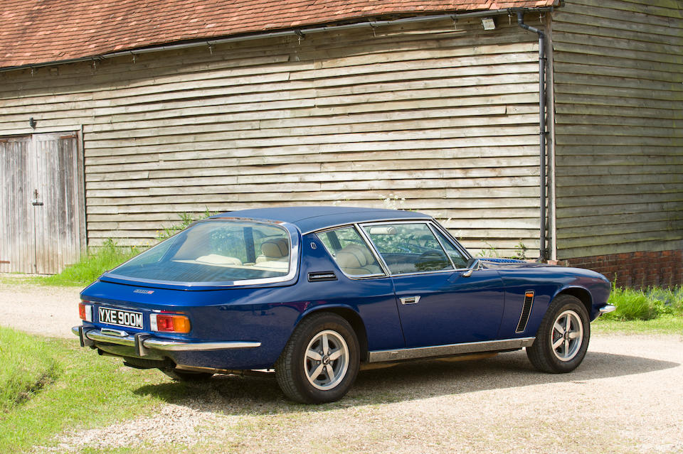 1974 Jensen Interceptor Series III Sports Saloon  Chassis no. 2240 9410 Engine no. 4C12421