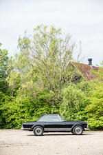 1968 Mercedes-Benz 280 SL Convertible with Hardtop  Chassis no. 11304412000365 Engine no. 13098012054443