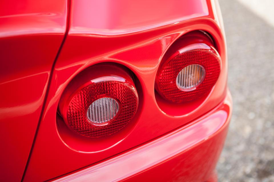 1997 Ferrari 550 Maranello Coupé  Chassis no. ZFFZR49B000108393 Engine no. 5400