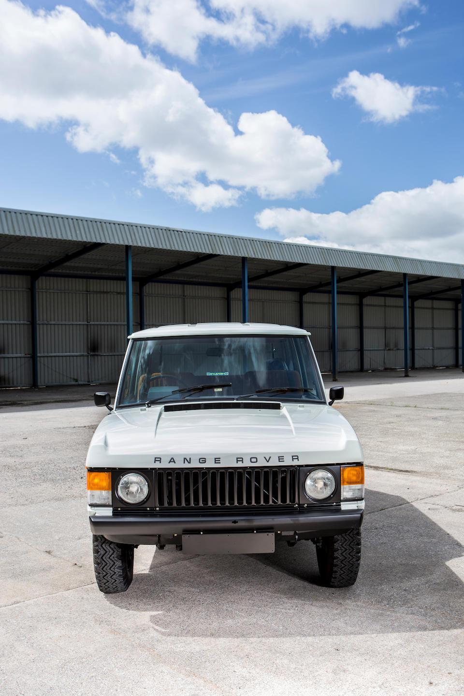 1979 Range Rover 'Classic' 4x4 Estate  Chassis no. 35659527G Engine no. 34129727