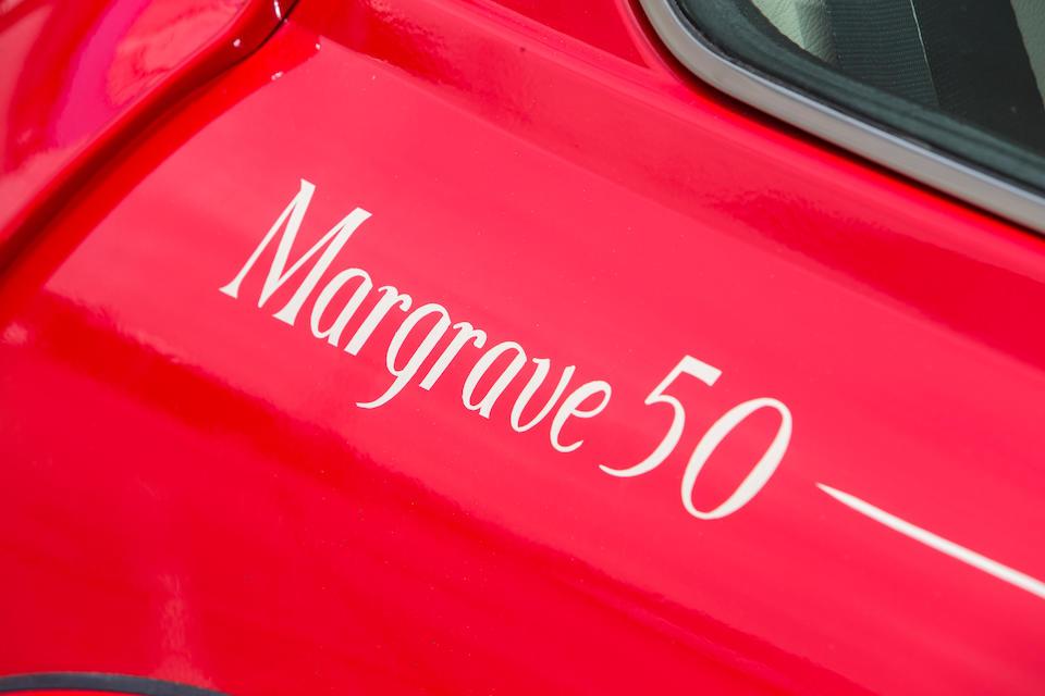2009 Mini Margrave 50 Saloon  Chassis no. SAXXNPA2E1D 188143 Engine no. 12A2LK70383094