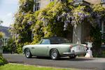 1965 Aston Martin DB5 Convertible  Chassis no. DB5/C/2119/R Engine no. 400/2273
