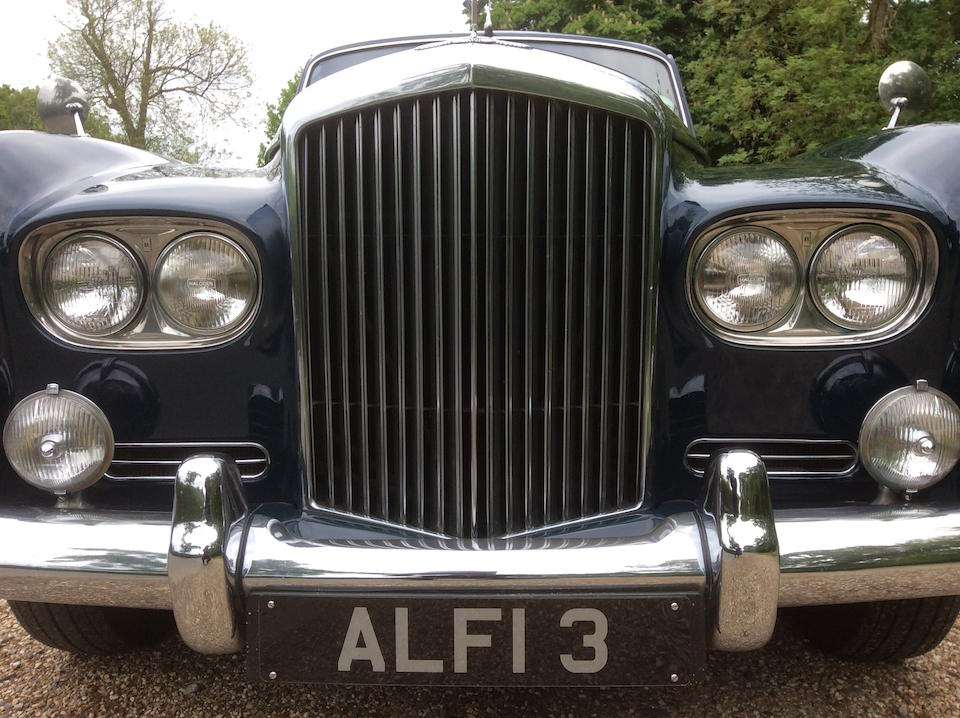 Offered from a deceased's estate,1965 Bentley S3 Saloon  Chassis no. B124CJ Engine no. BGJ62